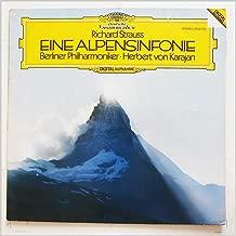 Richard Strauss: Eine Alpensinfonie (An Alpine Symphony) [LP]