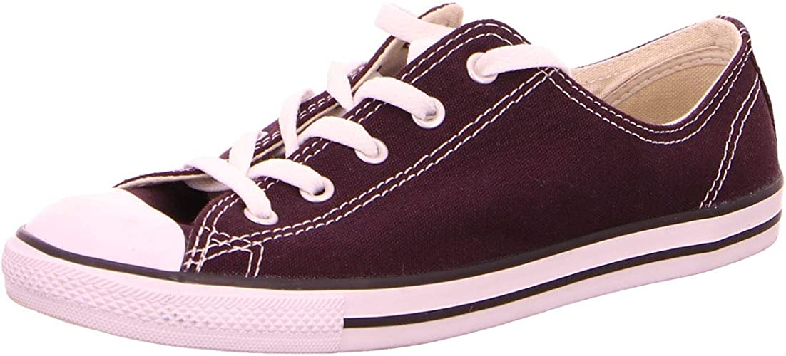 Converse CT All Star Dainty Baskets pour femme - Rouge - rouge, 43 ...