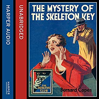 The Mystery of the Skeleton Key Titelbild