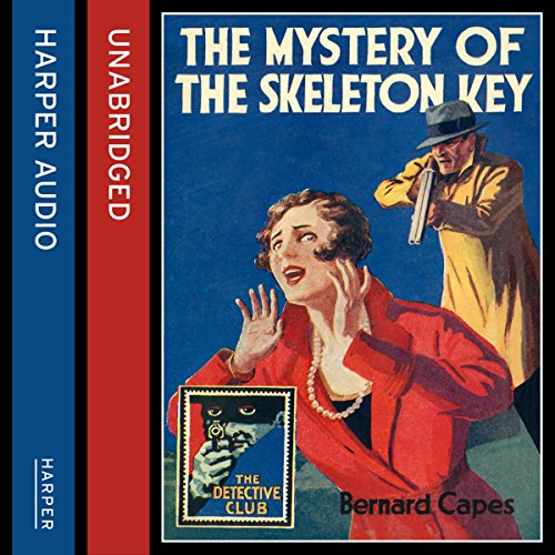 The Mystery of the Skeleton Key cover art