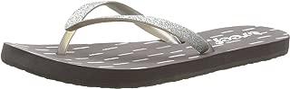 Reef Womens Sandals Stargazer Prints   Glitter Flip Flops for Women With Soft Cushion Footbed   Waterproof
