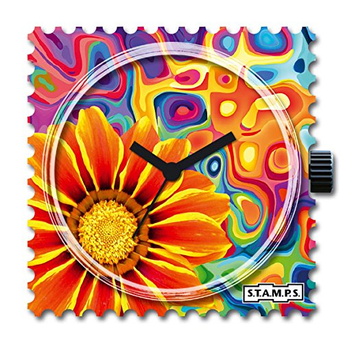 Boitier Montre Stamps 105077 Flower Reflection