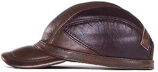 a4f4ba753222f1 LIUXINDA-PM Warme Hut-Melonenkappe für Männer und Männer im Herbst und  Winter