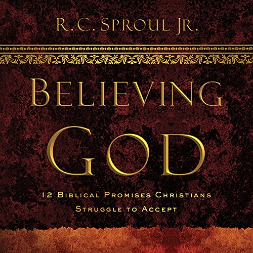 Believing God Teaching Series audiobook cover art