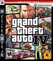 Grand Theft Auto IV (輸入版) - PS3
