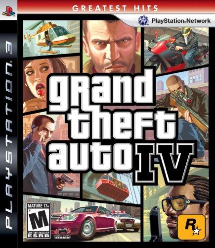 Grand Theft Auto IV - PlayStation 3 (Gta Liberty City Car Cheats Xbox 360)