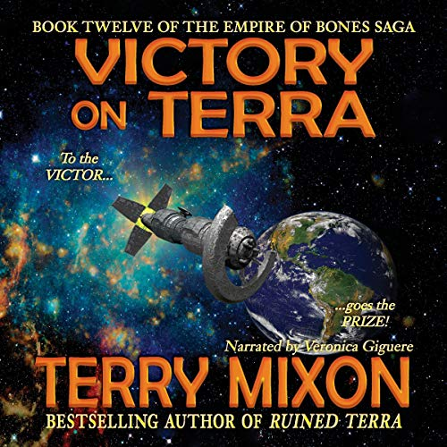 Victory on Terra cover art