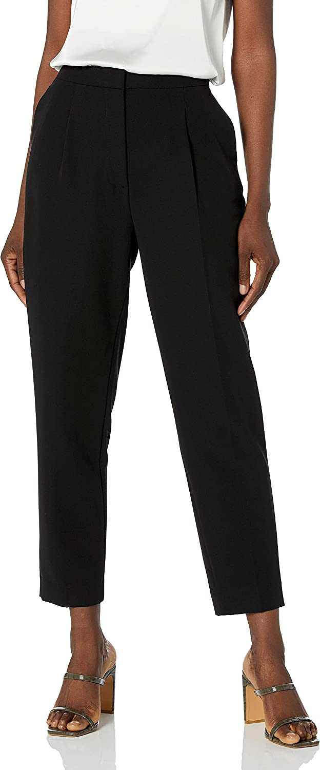 Tommy Hilfiger Women's Straight Trouser Pant