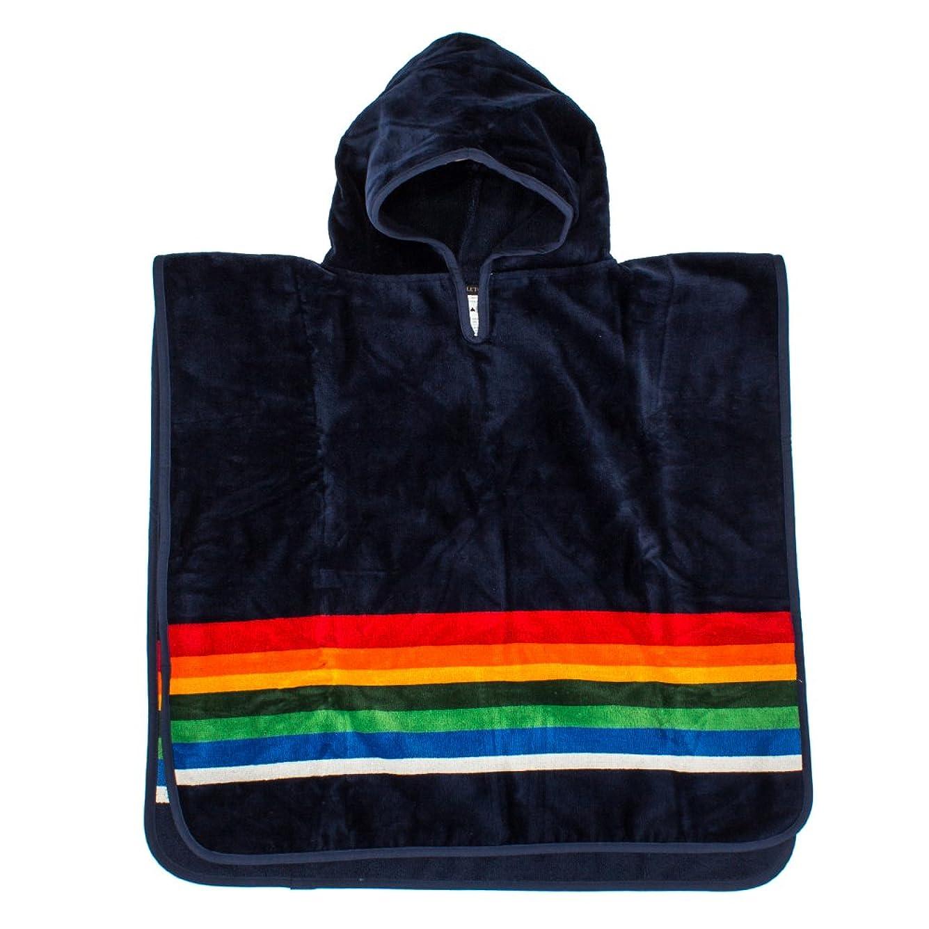 配るパイント荷物[ ペンドルトン ] Pendleton フード付きタオル 子供用 キッズ コットン100% Jacquard Hooded Towels XB243 50738 ネイビー クレーターレイク(50738) Navy Crater Lake タオル お風呂上がり プール [並行輸入品]