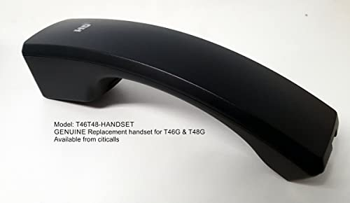 discount Yealink T46T48-HANDSET Spare Handset Replacement for SIP-T46G T46 sale T48 T48G IP online Phone outlet sale