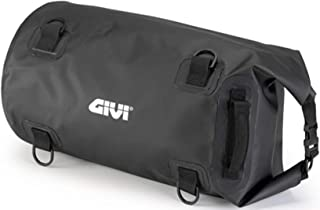 Givi EA114BK Waterproof Duffle/Seat Bag 30 Liters Black