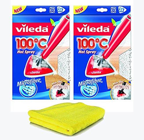 Siluk_Vileda Ersatzbezug für 100 Grad