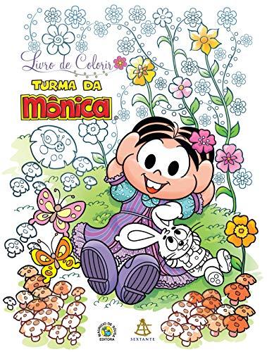 Livro de colorir Turma da Mônica - Edição Especial
