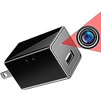 Deals on Baobang 1080P Hidden Spy Camera Charger Mini Nanny