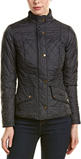 Womens Flyweight Cavalry Quilted Jacket, 20, Blue