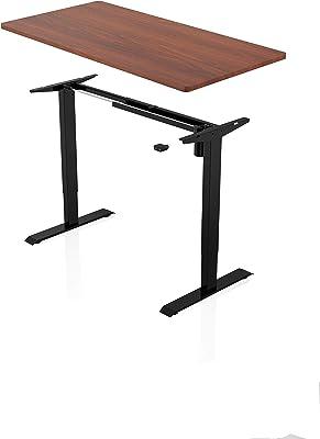 Furinno 11181bk/GY Compacto para Ordenador, Negro/Gris: Amazon.es ...