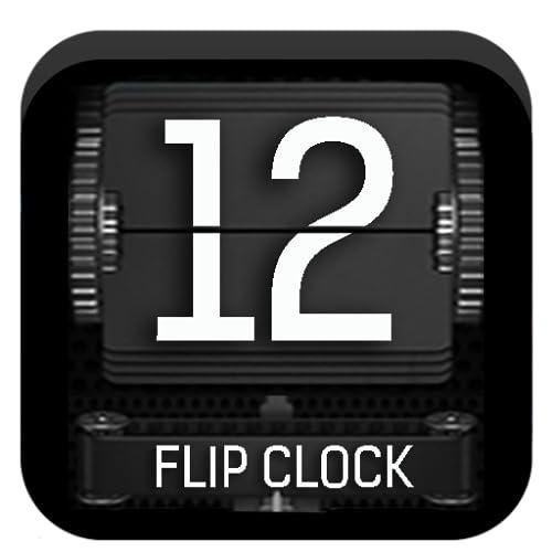 3D Flip Clock Vertical For Gear Fit