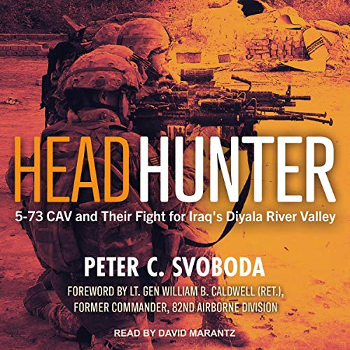 Headhunter cover art
