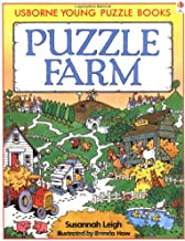 Puzzle Farm (Usborne Young Puzzle Books)