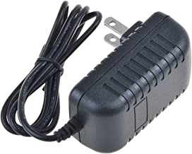 WeGuard AC Adapter+Car Charger for Philips Jukebox HDD120/00 Player Power Supply Cord PSU
