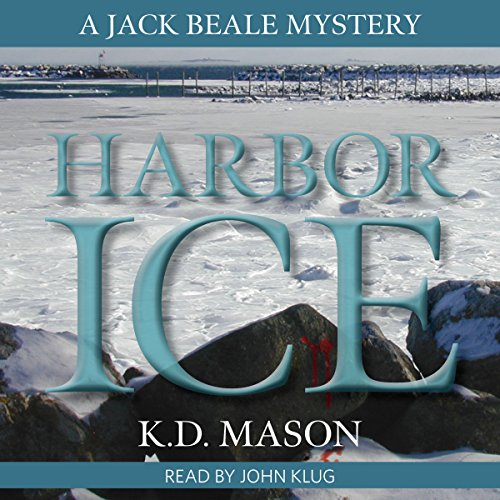 Harbor Ice audiobook cover art