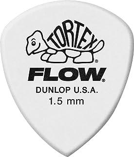 Jim Dunlop Tortex Flow Standard 72 Pack 1.5mm White