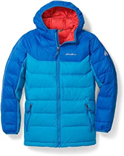 Eddie Bauer Boys' Downlight Hooded Jacket