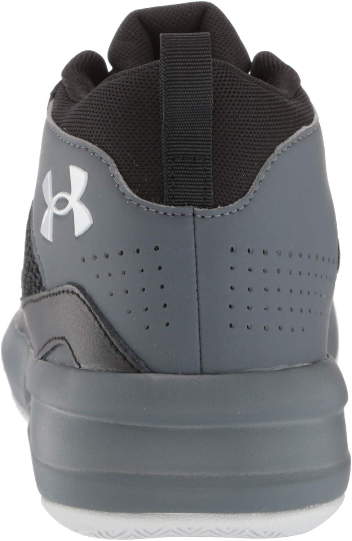 Under Armour Kids Grade School Lockdown 5 Basketball Shoe