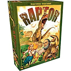Raptor: Best 2 players board game