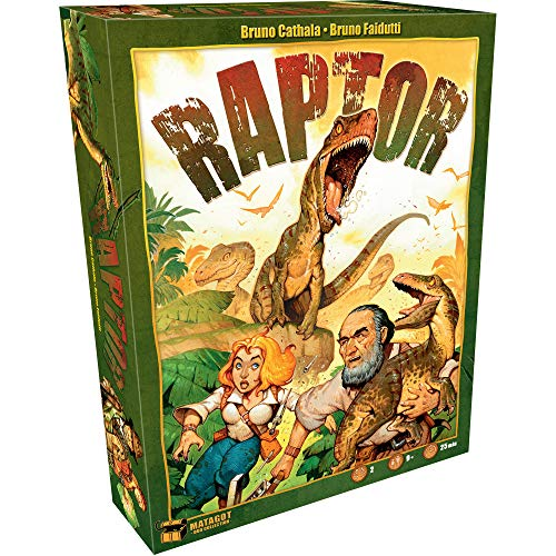 Raptor board game (Video Game)