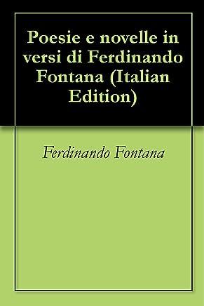 Poesie e novelle in versi di Ferdinando Fontana