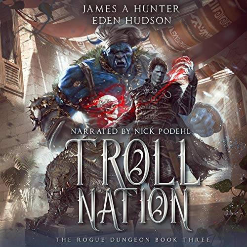 Troll Nation audiobook cover art