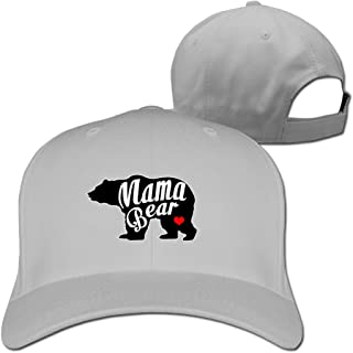 fboylovefor Cowboy Hat Cap For Men Women Montana Symbolic Grizzly Bear