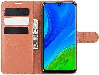 جراب FanTing لهاتف Nokia C1 ذو فتحات للبطاقات، جراب محفظة من الجلد الصناعي الممتاز، مضاد للخدش، إغلاق مغناطيسي، ميزة المسن...