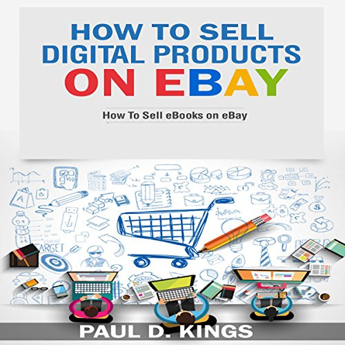 How to Sell Digital Products on eBay audiobook cover art