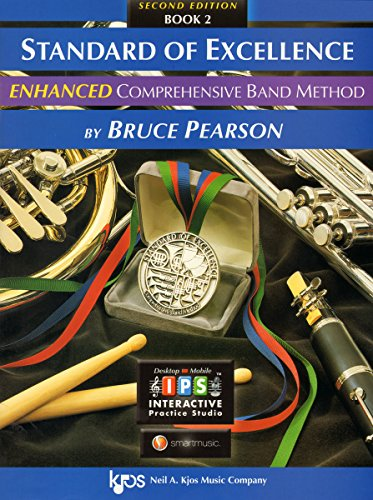 PW22TP - Standard of Excellence Enhanced Book 2 - Trumpet/Cornet