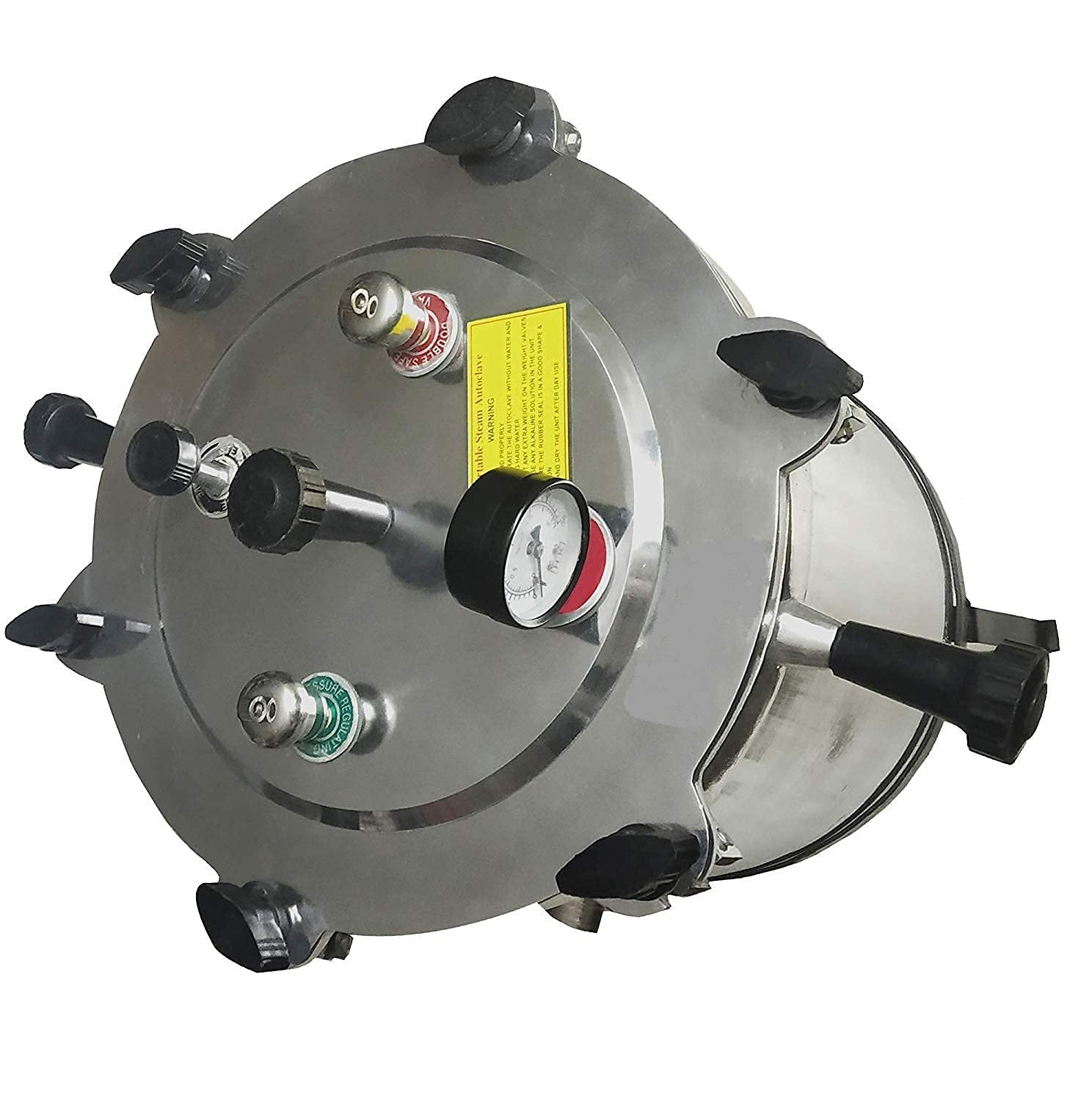 Portable Autoclave Six Wing Free shipping on posting reviews Aluminium Material-Aluminium Nut Onl Max 41% OFF