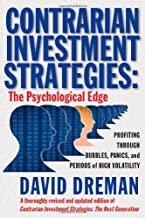 Best contrarian investment strategy david dreman Reviews