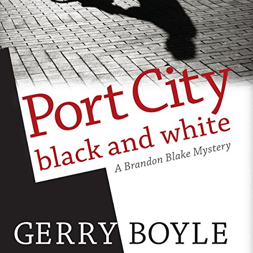 Port City Black and White audiobook cover art
