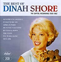 Best Of: Capitol Recordings 1959-1962 by DINAH SHORE