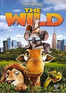 Disney's The Wild   DVD