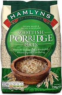 Hamlyn's Scottish Porridge Oats, 26-Ounce (Pack of 3)