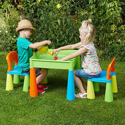 Liberty House Toys - Spieltische in Mehrfarbig, Größe 6.5000