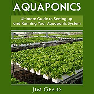 Aquaponics: A Guide to Setting Up Your Aquaponics System audiobook cover art