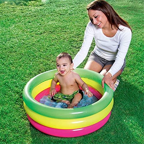 Bestway Bes330, Piscina Arcobaleno 70x24cm Unisex Bambini, Multicolor