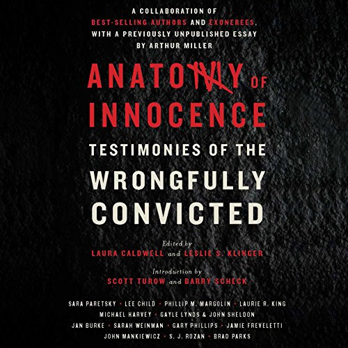 Anatomy of Innocence audiobook cover art