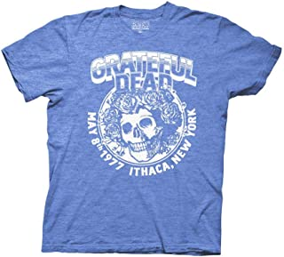 Grateful Dead Ithaca New York Adult Big and Tall T-Shirt