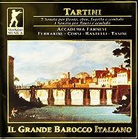 Tartini;Sonatas Op.3