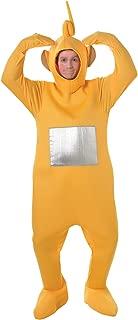 Teletubbies Yellow Laa-Laa Adult Fancy Dress Stag Costume