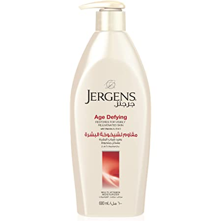 Jergens Age Defying Multi-Vitamin Moisturizer 600ml